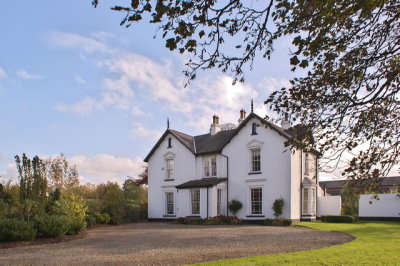 Marlagh Lodge Country House Ballymena : Country Lodge Bed & Breakfast , Co Antrim, Northern Ireland