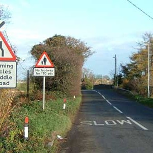 By Car : driving distances in Ireland