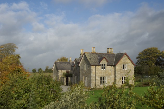 Lorum Old Rectory,  Kilgraney Carlow Ireland : offering luxury Country House Bed and Breakfast Accommodation  in a charming [1863] Country House : situated in the rich Barrow River valley at the foot of the Blackstairs Mountains