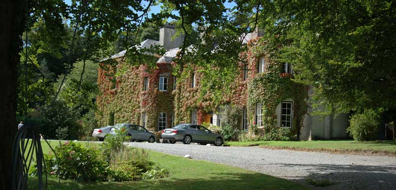Luxury Country House Hotel in Newport, Co Mayo, Ireland - Newport House is the epitome of a luxurious Irish Country House Hotel with grand staircases, elegant rooms and sumptuous food