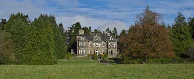 Historic Irish Manor House offering overnight accommodations in County Roscommon, Ireland : Clonalis House is the ancestral home of the O'Connor family and is one of Ireland's most historic Irish Country Houses : Guests can enjoy luxury accommodations amidst the grandeur of an ancestral Irish Manor House