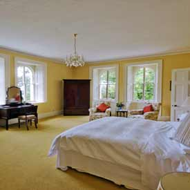Killarney Mansion House : Kerry Vacation Rental : Coolclogher Manor House, Ireland