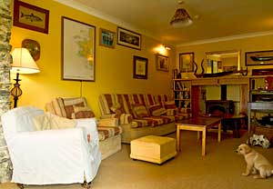 Sharamore House B&B : Bed & Breakfast Accommodation, Clifden, Connemara