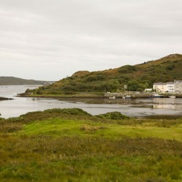 The Quay House Clifden : Accommodation in Clifden Town Connemara Galway Ireland