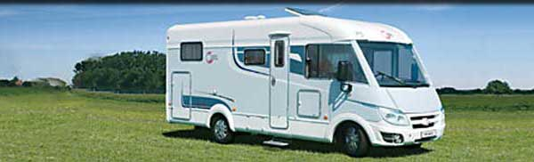 Erne Campervans - Motorhome Hire, RV Hire in Northern Ireland