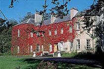 Newport House, Manor House Hotel in County Mayo, Ireland