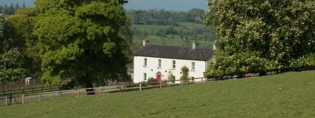 Lough Bishop House : Farmhouse Bed and Breakfast Accommodation County Westmeath Ireland : Enjoy country house bed & breakfast at Lough Bishop House which is set in the middle of a working organic farm